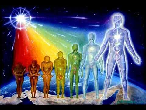 spiritual evolution and awakening