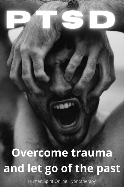 overcome PTSD and trauma with hypnotherapy