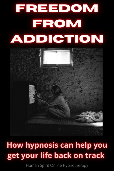 freedom from addiction - how hypnotherapy can help you conquer addiction