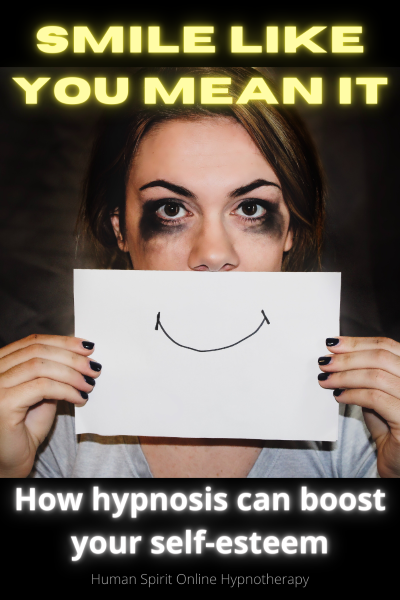 how hypnosis can boost your self-esteem