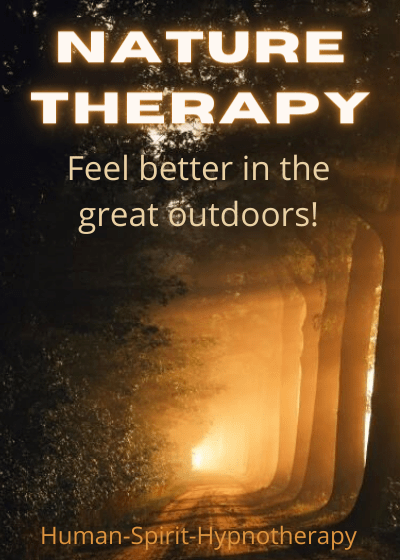nature therapy in Suffolk