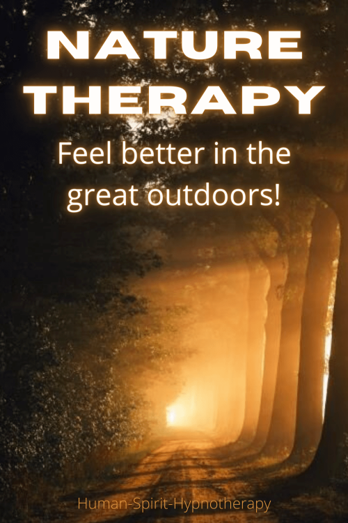 nature therapy in Suffolk for better mental health and wellbeing